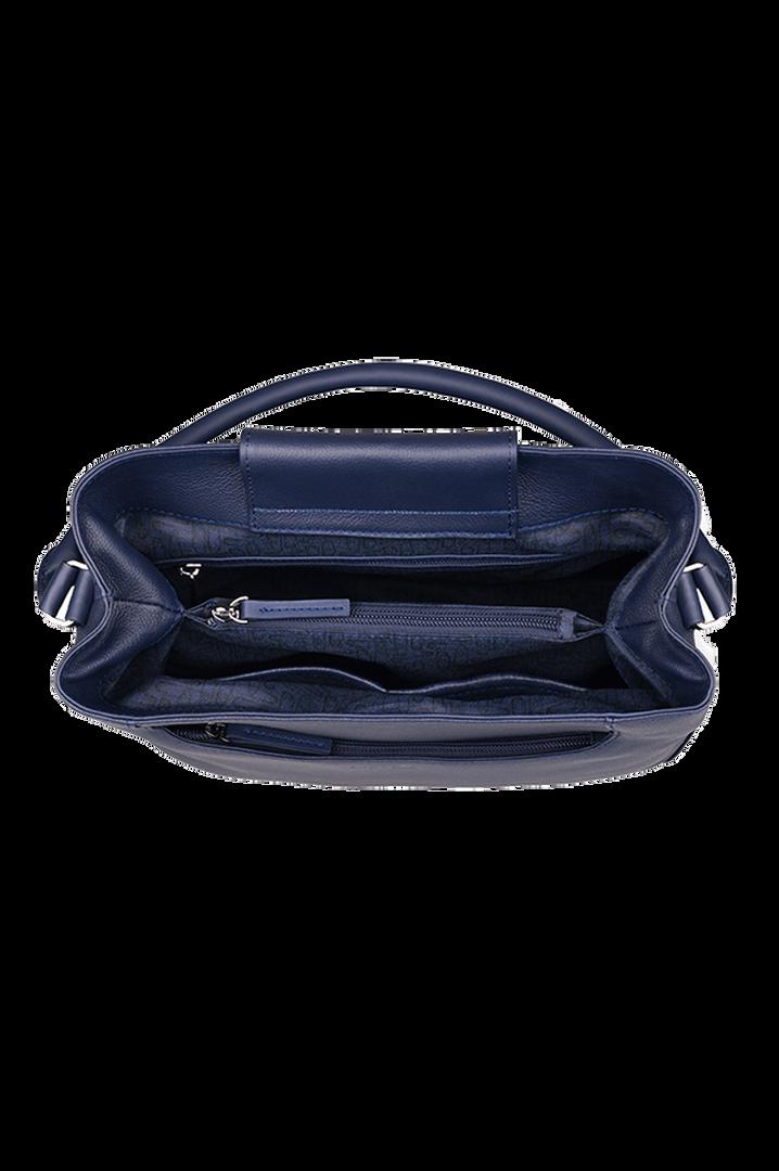 Plume Elegance Hobo bag Navy | 2