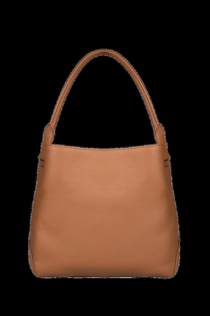 Plume Elegance Hobo bag Cognac | 3
