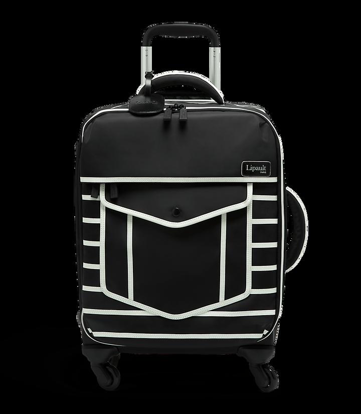 Nite Box Valise 4 roues 55cm Black Suit   1