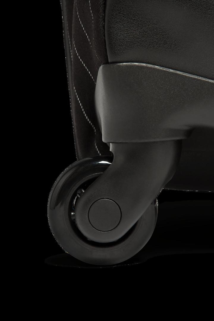 J.P. Gaultier Collab Ampli Valise 4 roues 55cm Noir | 5