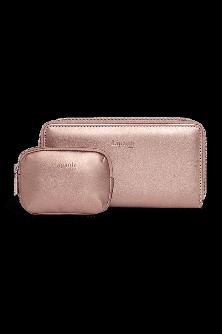 Miss Plume Geldbörse Pink Gold | 3