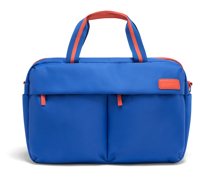City Plume Sac 24 heures  Electric Blue/Flash Coral | 1