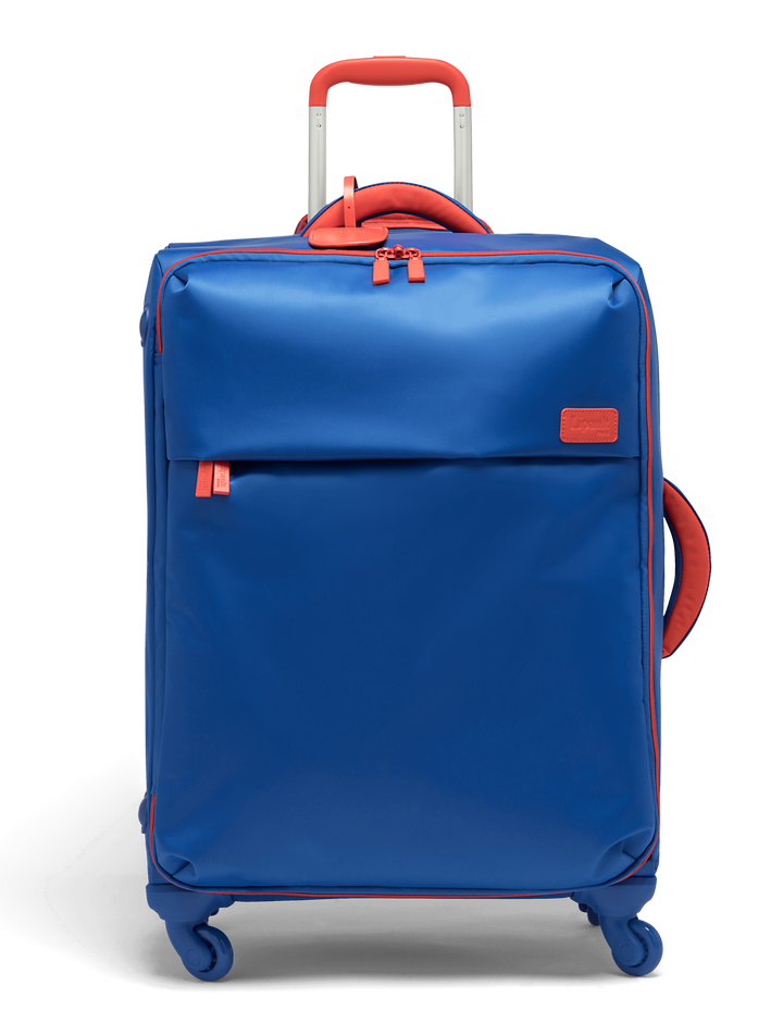 Originale Plume Valise 4 roues 65cm Electric Blue/Flash Coral | 1
