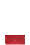 Plume Elegance Geldbörse Ruby
