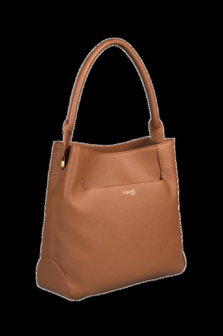 Plume Elegance Hobo bag Cognac | 4