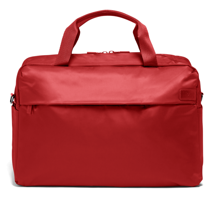 City Plume Sac week-end  Cherry Red | 1