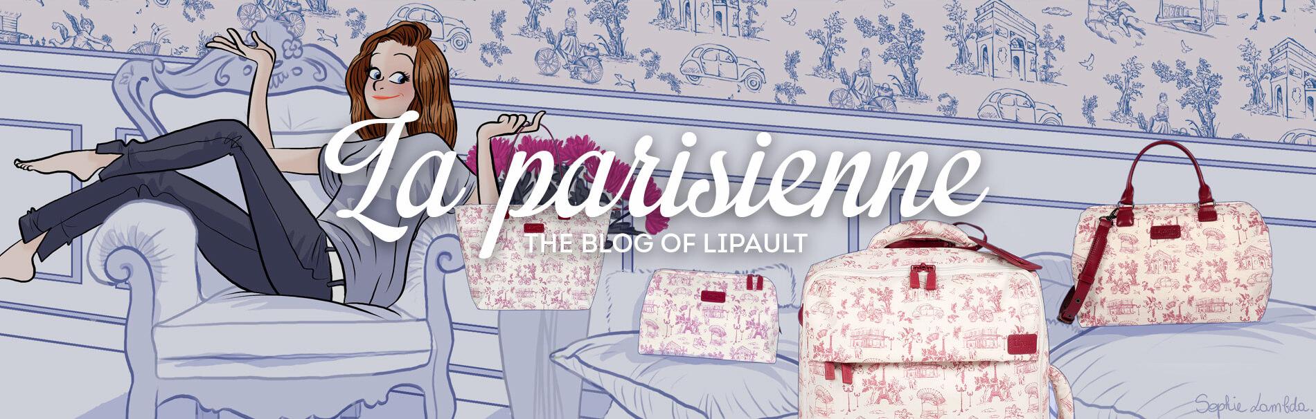 The blog of lipault